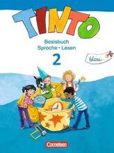 2. Schuljahr, Basisbuch Sprache und Lesen (Blaue Ausgabe)