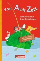 Wörterbuch für Grundschulkinder, m. Bild-Wort-Lexikon Englisch