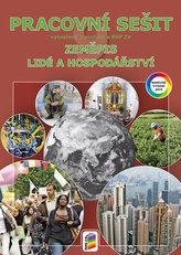 Zeměpis 9 - Lidé a hospodářství (barevný pracovní sešit)