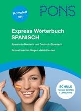 PONS Express Wörterbuch Spanisch