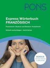 PONS Express Wörterbuch Französisch