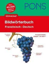 PONS Bildwörterbuch Universal Französisch