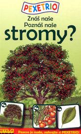 Pexetrio Znáš naše stromy?