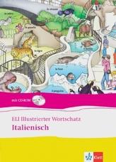 ELI illustrierter Wortschatz Italienisch, m. CD-ROM