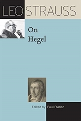 Leo Strauss on Hegel