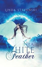 NILA WHITE FEATHER