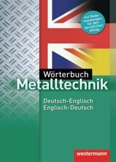 Wörterbuch Metalltechnik