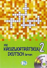 Mit Kreuzwortratseln Deutsch lernen
