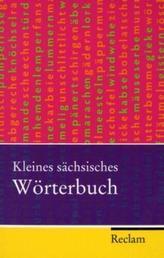 Kleines sächsisches Wörterbuch