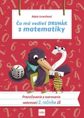 Čo má vedieť druhák z matematiky, 2. vydanie