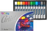 Artist - olejové pastely 12 barev