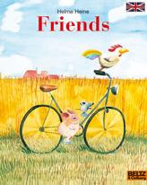 Friends. Freunde, englische Ausgabe