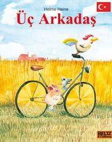 Üc Arcadas. Freunde, türkische Ausgabe