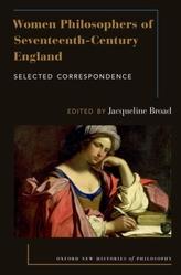 Women Philosophers of Seventeenth-Century England