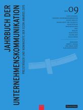 Jahrbuch der Unternehmenskommunikation 2015. Bd.9
