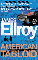 American Tabloid. Ein amerikanischer Thriller, englische Ausgabe