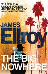 The Big Nowhere. Blutschatten, englische Ausgabe