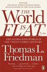The World is Flat. Die Welt ist flach, englische Ausgabe