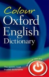 Colour Oxford English Dictionary (3rd ed.)
