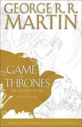 A Game Of Thrones, The Graphic Novel. Vol.4
