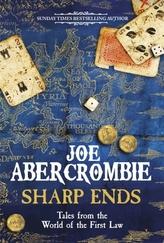 Sharp Ends. Schattenklingen, englische Ausgabe