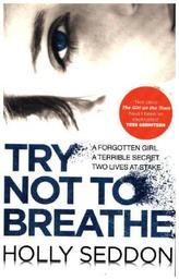 Try Not to Breathe. Locked in, englische Ausgabe
