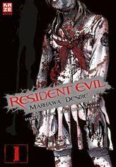 Resident Evil - Marhawa Desire. Bd.1