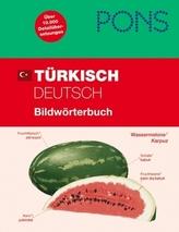 PONS Türkisch, Deutsch Bildwörterbuch