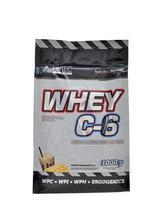 Whey C6 CFM 100% whey 1000 g - ledová káva