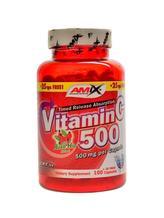 Vitamín C se šípkem 125 kapslí 500 mg -