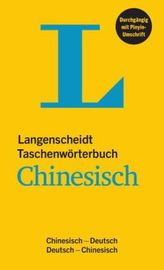 Langenscheidt Taschenwörterbuch Chinesisch