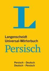 Langenscheidt Universal-Wörterbuch Persisch (Farsi)