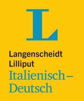 Langenscheidt Lilliput Italienisch-Deutsch
