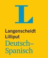 Langenscheidt Lilliput Deutsch-Spanisch
