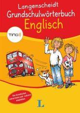 Langenscheidt Grundschulwörterbuch Englisch (TING-Ausgabe)