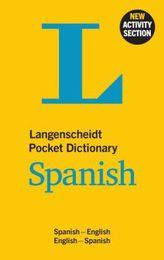 Langenscheidt Pocket Dictionary Spanish
