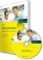 BilanzAnalyse, CD-ROM