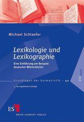 Lexikologie und Lexikographie
