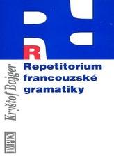 Repetitorium francouzské gramatiky