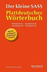 Der kleine Sass - Plattdeutsches Wörterbuch