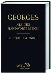 Kleines Handwörterbuch Deutsch - Lateinisch