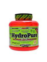 HydroPure hydrolyzed whey CFM 1600 g - jahoda-jogurt