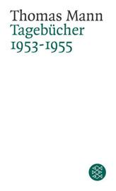 Tagebücher 1953-1955