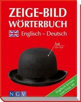 Zeige-Bildwörterbuch Englisch-Deutsch