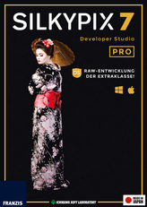Silkypix Developer Studio Pro 7, CD-ROM