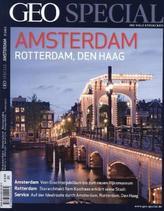 Amsterdam, Rotterdam, Den Haag