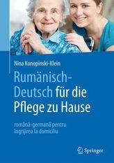 Rumänisch-Deutsch für die Pflege zu Hause