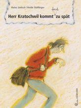Herr Kratochwil kommt - fast - zu spät