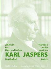Jahrbuch der Österreichischen Karl-Jaspers-Gesellschaft. Yearbook of the Austrian Karl-Jaspers Society