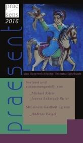 praesent. Das österreichische Literaturjahrbuch 2016